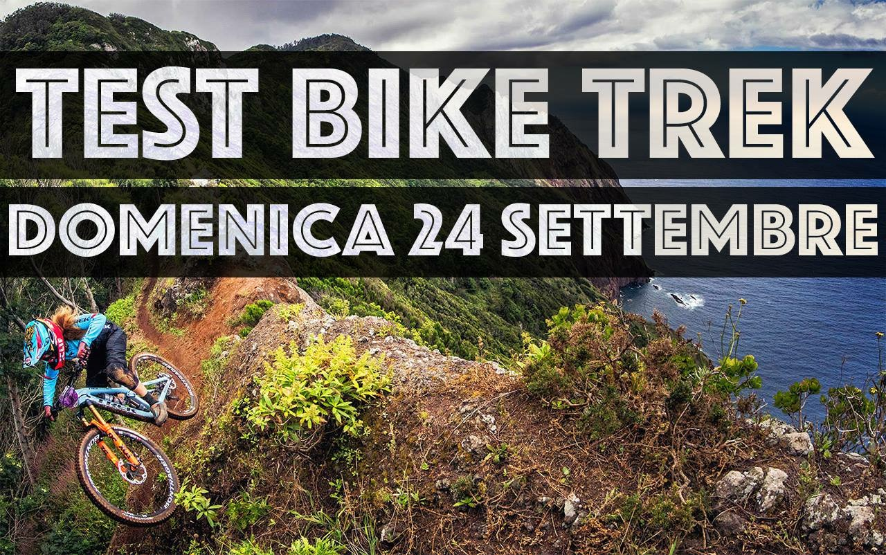 Test Bike Trek