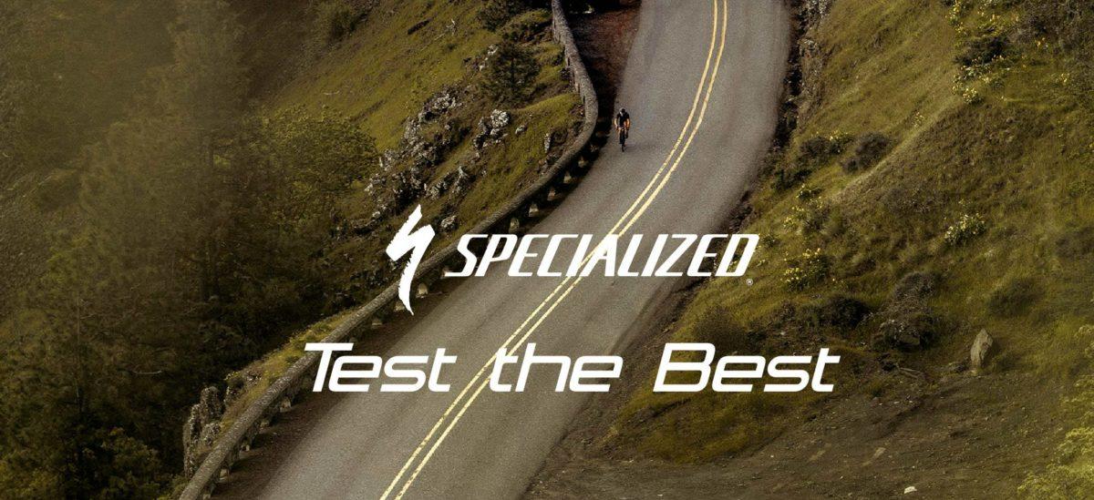 Test Bike Specialized