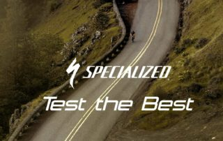 Test Bike Specialized