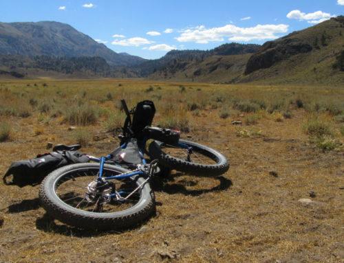 Bikepacking: escursioni in bici