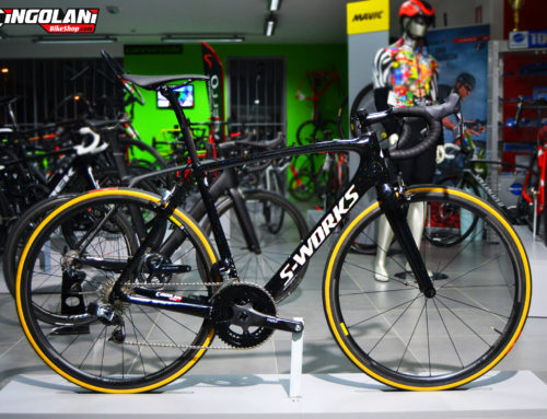 Specialized New Tarmac Cosmic è disponibile!