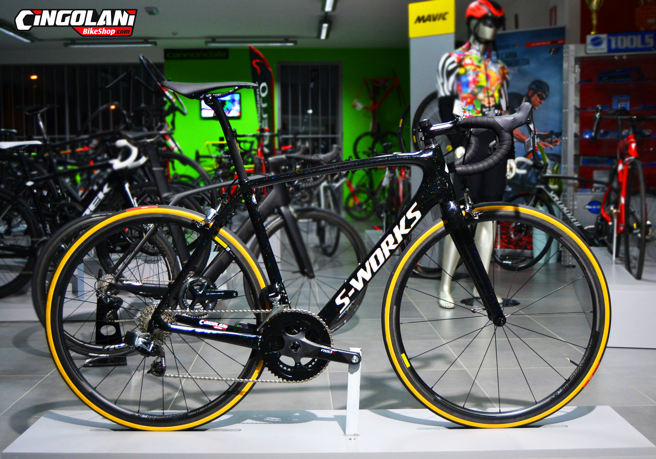 Specialized Tarmac Cosmic