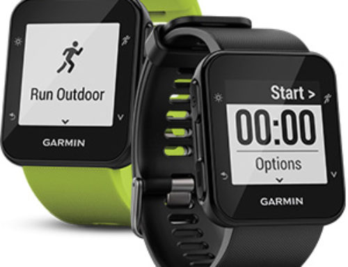 E' disponibile il nuovo Garmin Forerunner 35.